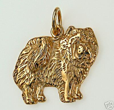 Pendant CHOW CHOW DOG Pendentif Chien CHOW CHOW