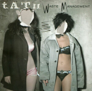 t-A-T-u-Waste-Management-AUDIO-CD-in-JEWEL-CASE-with-Booklet