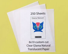 Gateway Natural Translucent 112gm A3 Pack of 250 Carton Pack Paper ...