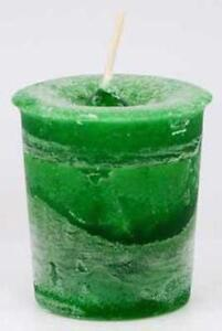 Crystal-Journey-Candle-039-s-034-Money-034-Reiki-Charged-Votive-Candle