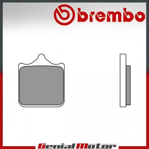 Pastiglie Brembo Freno Anteriori 07BB33.SA per Ktm SUPERMOTO T 990 2009 /> 2011