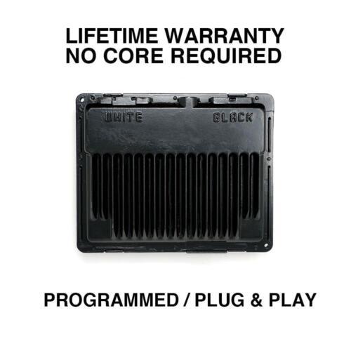 Engine Computer Programmed Plug/&Play 2000 GMC Jimmy 16265035 4.3L ECM PCM