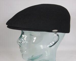 Maclean-Bonnet-de-Sport-Chapeau-en-Feutre-Fourrure-Filzcap-Noir-Casquette