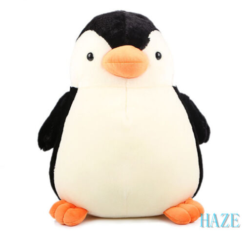 "11/"" Cute Penguin Plush Soft Doll Toys Stuffed Animal Doll Cushion Kid Gift Home"