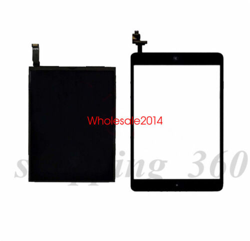 LCD Display+Touch Screen with IC Flex For iPad mini A1455 A1454 A1432 Black US