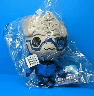 Mass Effect Collector/'s Edition Mordin Solus Figure Statue Talking Plush Plushie