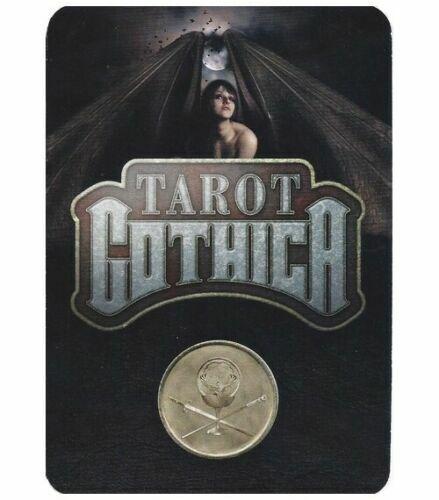 Tarot Gothica Pont Manuel schiffer publishing Janne Koivuniemi Ésotérique Neuf