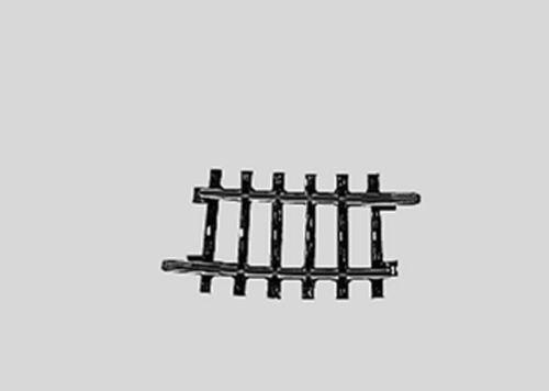 Märklin 2224 K-Binario curvo Lunghezza 1//4 = 7 ° 30/' h0 nuovo di fabbrica