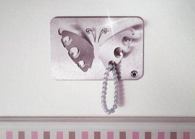 Lady Butterfly Schmuckhalter Halten Sie Die Ganze Zeit Fit Briefgeschenk