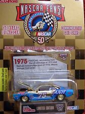 1975 GOLD SERIES DODGE :1998 RACING CHAMPIONS 50 YRS OF NASCAR COMM GOLD SERIES