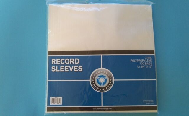 BCW 33 1//3 RPM Record Album Toploaders-Topload Holder Protective Case NEW 5 PK