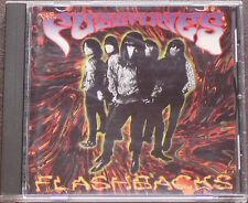 The Fuzztones  - Flashbacks (CD) Rare 1997 US Garage Punk Compilation Album
