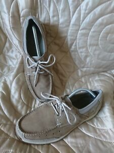 Etat Lacets Taille Taupe Chaussures Clarks Trs 10 Suede Bon Casual IngwzB