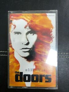The-Doors-Movie-Sountrack-Oliver-Stone-Cassette-Collectible