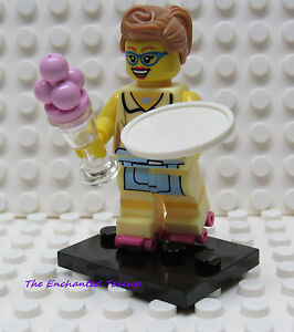 Lego Diner Waitress Series 11 Collectible Minifigure Set 71002 NEW