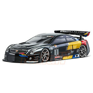 Details About Protoform Cadillac Ats V R Clear Body 190mm 1 10 Rc Car Touring On Road 1543 30