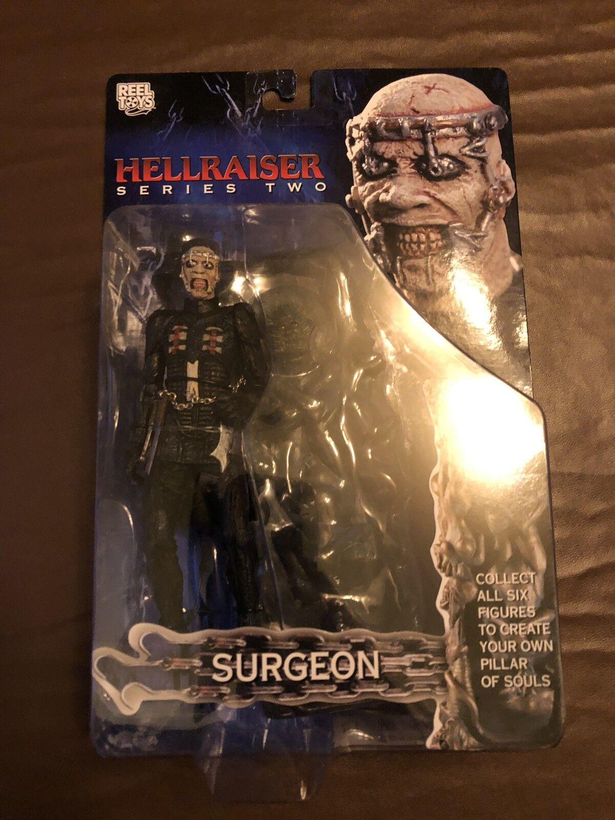 NECA Hellraiser Serie 2 cirujano afhrs 2 38