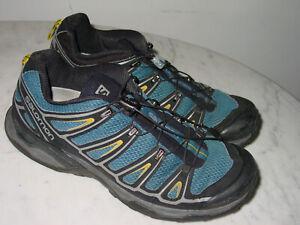 salomon gore tex walking shoes mens