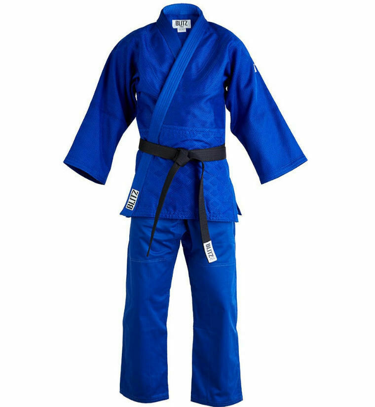 Blitz Master Heavyweight Judo Suit blueee 750g Adult Martial Arts  BJJ  store