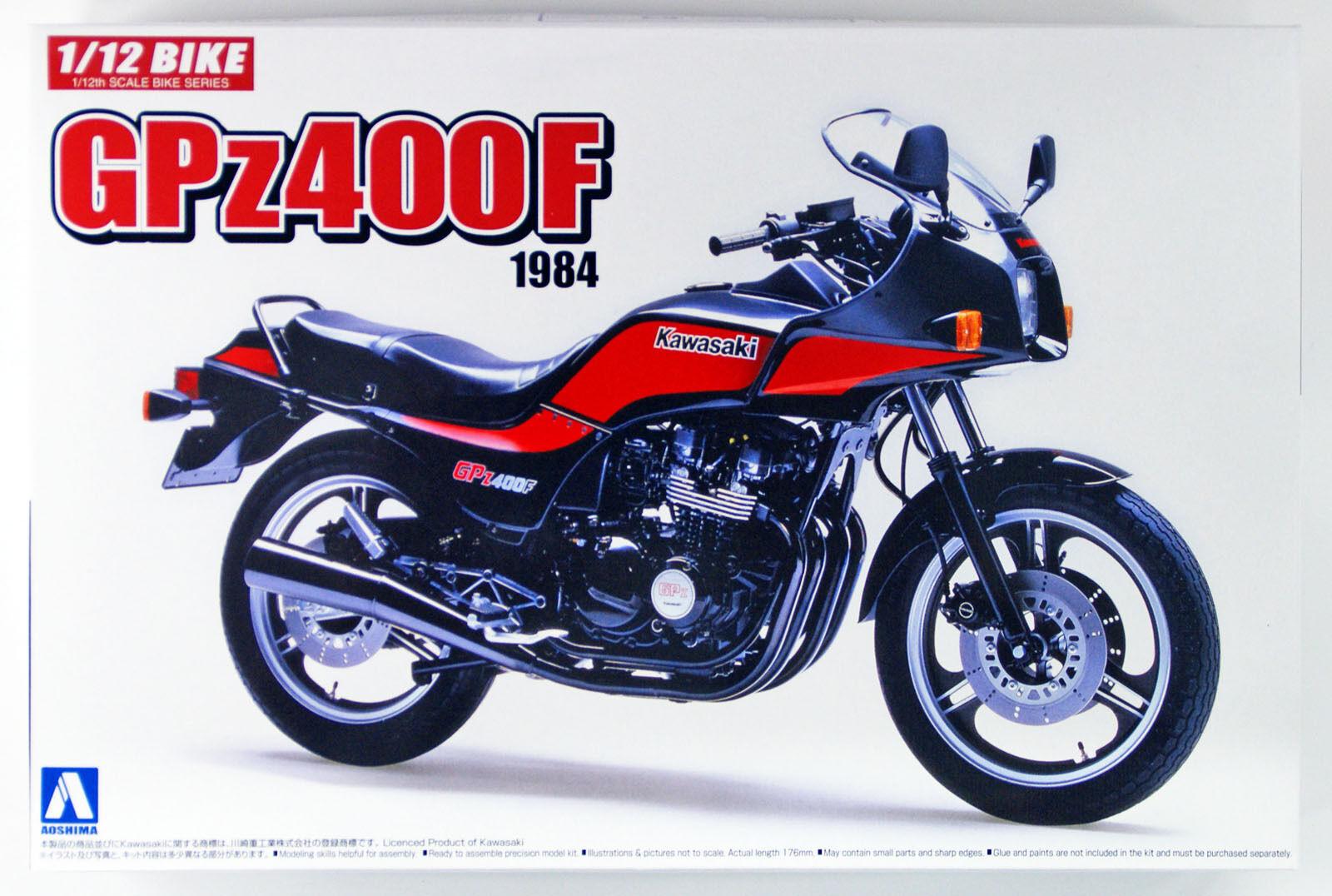 Motorcycle Models Kits Toys Hobbies Tamiya Scale Ducati Desmosedici Aoshima 53270 Bike 36 Kawasaki Gpz400f 1 12 Kit