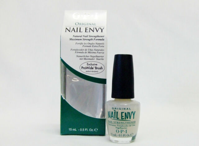 OPI Nail Treatment ENVY Natural Nail Strengthener Hardener your choice .5oz15ml