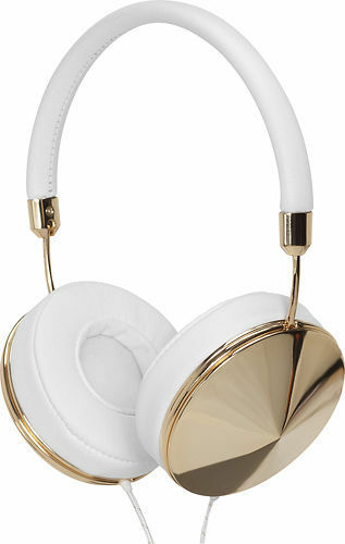 Frends Taylor Headphones - Gold/White - Brand New - 100% Authentic