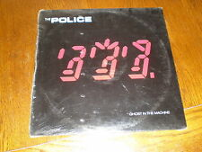 The Police LP Ghost In The Machine SEALED