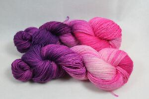 Mano-colorato-einoder-Calze-Lana-calza-lana-4-volte-100-G-Farbspiel-937