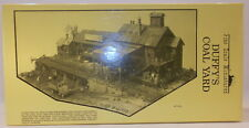 "HO HOn3 CRAFTSMAN FINE SCALE MINIATURES"" DUFFY'S COAL YARD KIT # 275"" UNSTARTED"