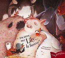Une lettre pour Lily la licorne | Buch | Zustand sehr gut