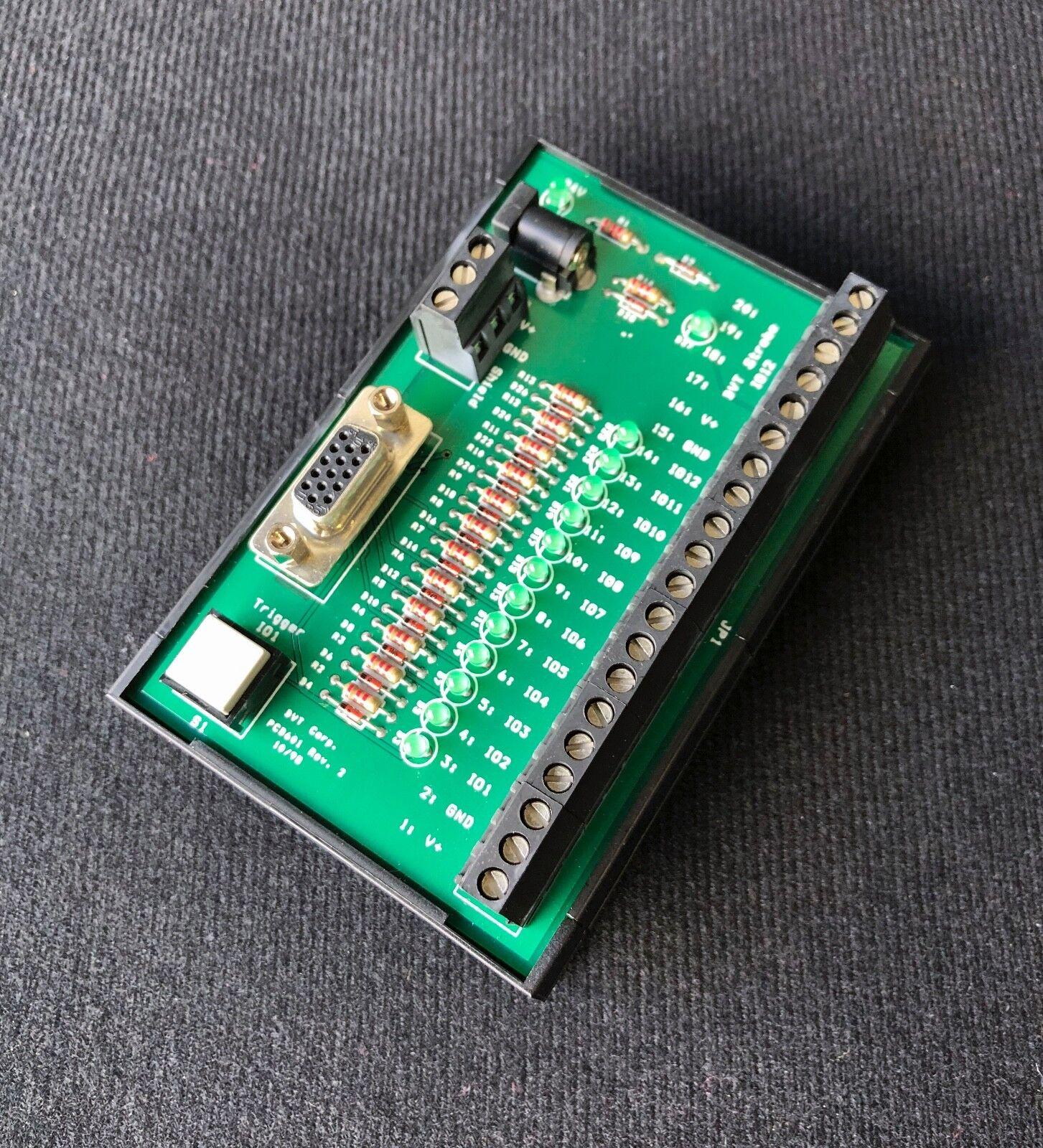 DVT PCB601 Rev 2 5601696 Break Out Board- CON-600 - Brand New