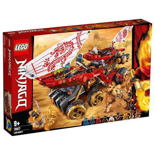 LEGO ® Ninjago ® 70677 déserts marins