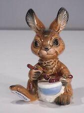+# A007333 Goebel Archiv Muster Komische Tiere Hase Bunny mit Trommel 33-137