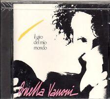 ORNELLA VANONI CD fuori catalogo IL GIRO DEL MIO MONDO sigillato ITALY 1a stampa