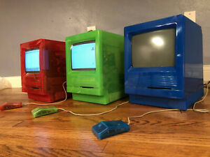 MacEffects-Prototype-LOT-of-3-Apple-Macintosh-Mac-SE-not-SE-30-COLORS-like-iMac
