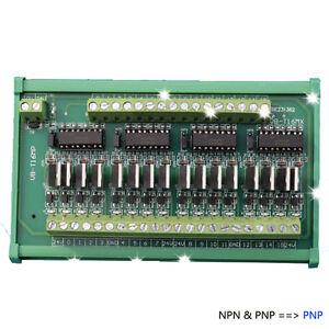 12V OMRON Relay Module TANK G2R-1E-K1624 NPN PNP 16 Channel PLC Amplifier Board