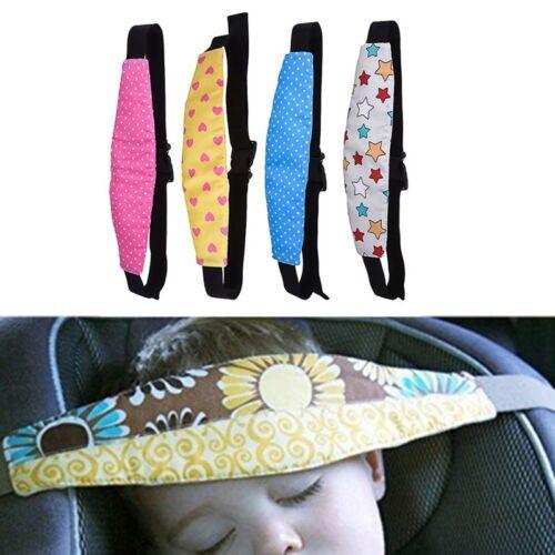 Verstellbar Kind Baby Kinder Sicherheit Autositz Schlafen Hilfe vRylu eNwrg