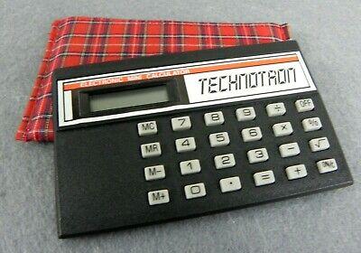 Mini Calcolatrice piccola tascabile da viaggio scuola