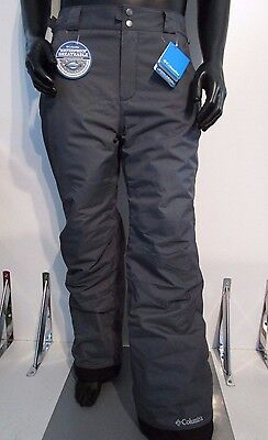 e4fc8c13f Mens S-M-L-XL-XXL Columbia Arctic Trip Insulated Waterproof Snow Ski Pants  Gray