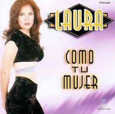 FREE US SHIP. on ANY 2 CDs! ~LikeNew CD Laura: Como Tu Mujer