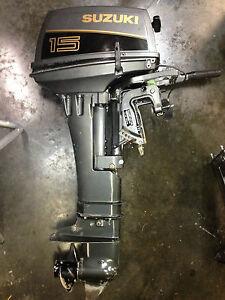 15hp Suzuki Outboard Parts   eBay