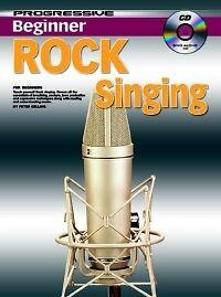 CD PROGRESSIVE BEGINNER ROCK SINGING Gelling