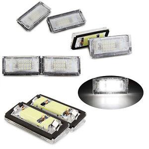 Plafones-led-de-matricula-para-Bmw-E46-Coupe-M3-03-05-luz-blanca-homologados