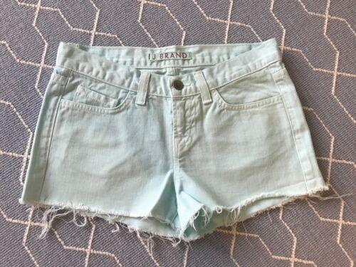 Jeans di taglia taglia tagliati corti 100 cotone J 24 in blu marca Aqua HqdZ5f4