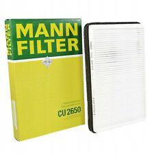 FILTRO Aria Filtro Nuovo MANN-FILTER C 30 850//2