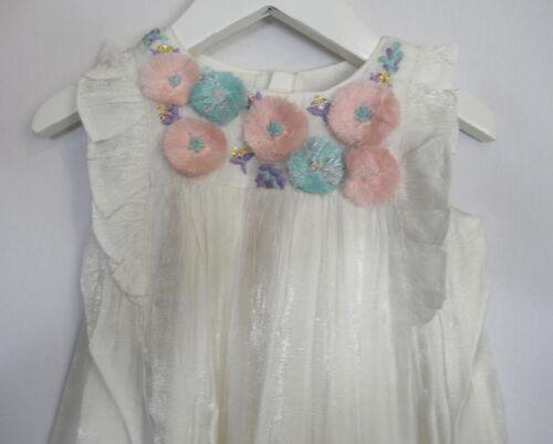 Age 2//12 New Girls Billieblush Iridescent Satin Party Ceremony Dress