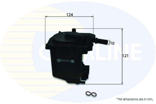 Comline Filtre Carburant EFF147-Brand new-genuine