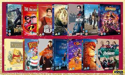 Bring The Magic Home DVDs