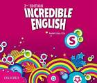 Incredible English: Starter: Class Audio CD by Oxford University Press (CD-Audio, 2012)