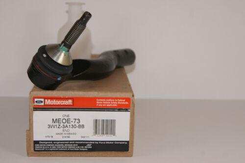 Motorcraft MEOE73 3W1Z3A130BB Left Side Tie Rod End 45A0874 ES3694 4011874 1 pcs